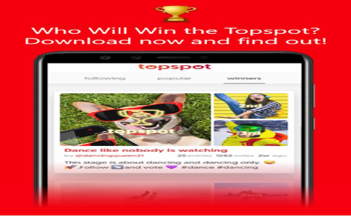 Topspot App